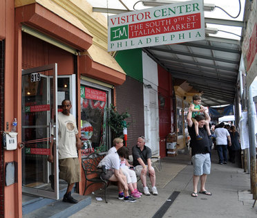 Italian Market Visitor Center